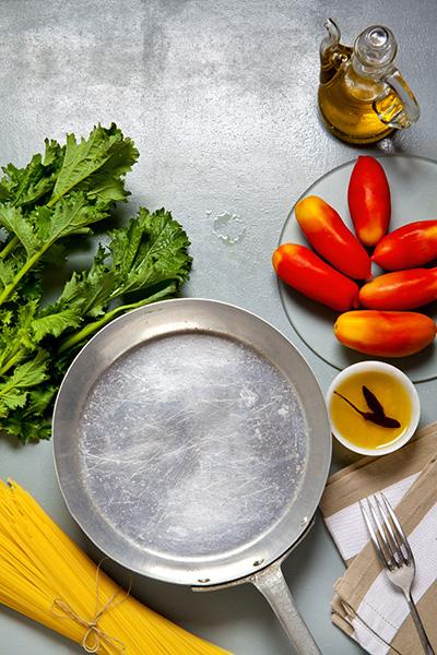 Dalla padella al piatto: cosa usare per cucinare in salute. - Centro Seb